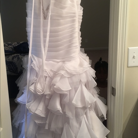 Maggie Sottero Dresses | Preowned Wedding Gown | Poshmark